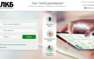 ЛКБ онлайн, Липецк: как узнать баланс карты