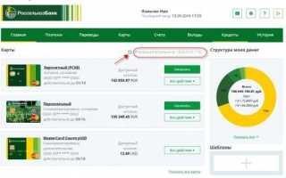 Как проверить баланс карты Россельхозбанка через СМС?