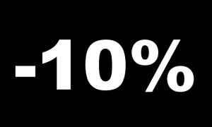 Скидка по карте NicePrice 5%