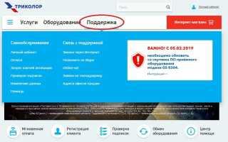 Триколор: проверка оплаты по номеру id через официальный сайт – tricolor.tv