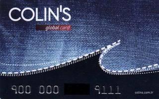 Карта Коллинз